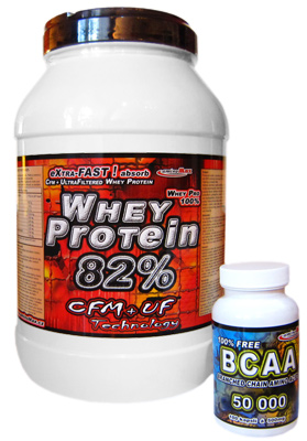 Proteiny - Whey Protein